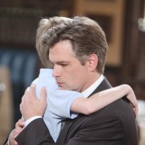 Aiden looks upset days of our lives