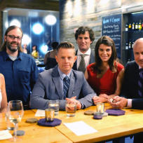 Top chef panelists