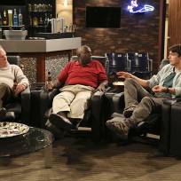 An escape two and a half men