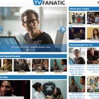 Tv fanatic new layout