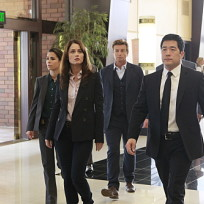 Peeps on the mentalist