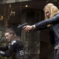 Choose your weapon the 100 s2e10