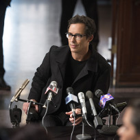 Wells press conference the flash s1e11