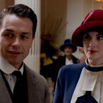 An unexpected meeting downton abbey