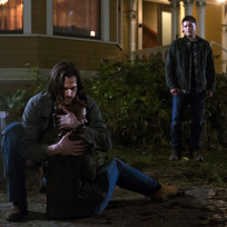Charlie and sam supernatural season 10 episode 11