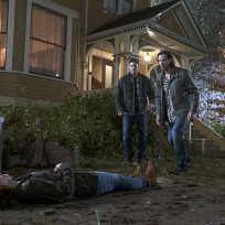 Sam dean and charlie supernatural season 10 episode 11