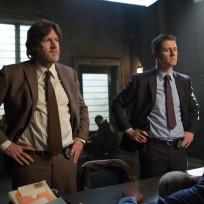 Jim and harvey gotham season 1 episode 13