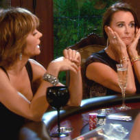 Poker party aftermath the real housewives of beverly hills