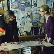 Discussing the case 12 monkeys