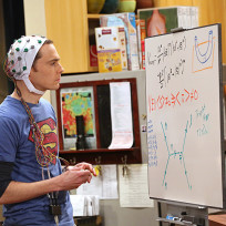 Sheldons experiment the big bang theory