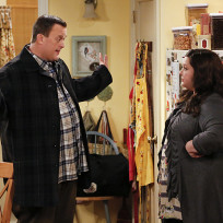 The check up mike and molly