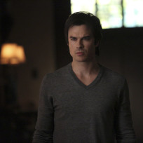 Up close with damon the vampire diaries