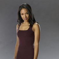 Candice patton as iris west the flash