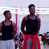 Male choreographers help out bring it
