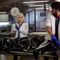 Digging in izombie