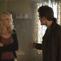 Helping caroline cope the vampire diaries s6e12