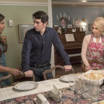 Family dinner the mindy project
