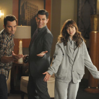 Making the pitch new girl