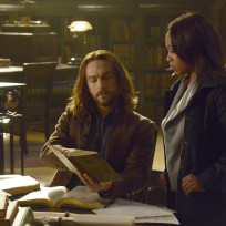 The spell book sleepy hollow