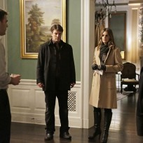 Working the case together castle s7e13
