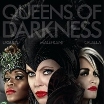 Queens of darkness poster once upon a time