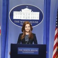 Abby addresses the press scandal season 4 episode 11