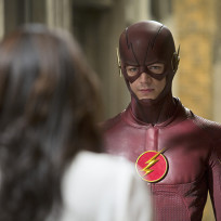Hello iris the flash s1e12