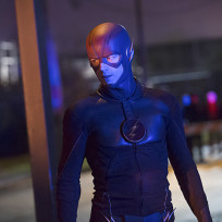 Why so blue the flash s1e12
