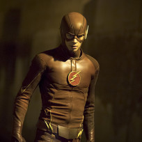 Flash eyes the flash s1e12