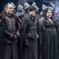 Flanked game of thrones