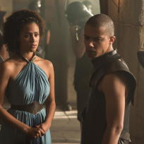 Blue and grey game of thrones