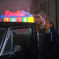 Dean and the impala supernatural season 10 episode 12