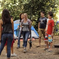 Camping trip the fosters