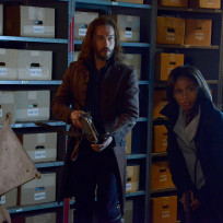 Ichabod and abbie search for kent sleepy hollow s2e15