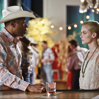 At a singles hoedown hart of dixie