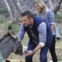 Chris soules and a donkey the bachelor s19e6