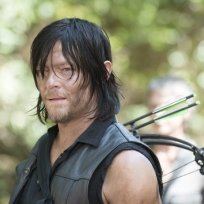 Daryl on season 5 the walking dead