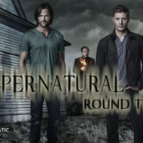 Supernatural round table logo