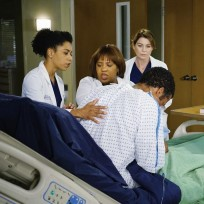 Caring for a patient greys anatomy