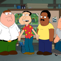 The detective agency family guy