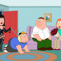 On family guy