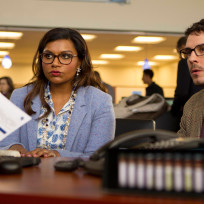 Lousy credit the mindy project