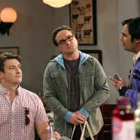An uncanny resemblance the big bang theory