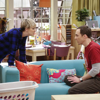The big bang theory season 8 episode 15 scene