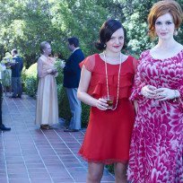 Strong women mad men
