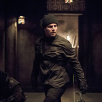 On the move arrow s3e15