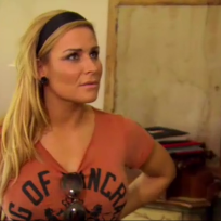 Nattie is surprised total divas