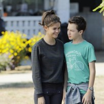 Keeping a secret the fosters