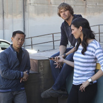 Thapa returns ncis los angeles