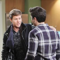 Will pleads with sonny days of our lives